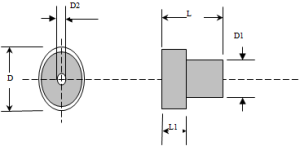 tubular capacitors dimensions